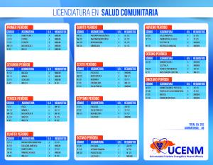 Licenciatura en Salud Comunitaria
