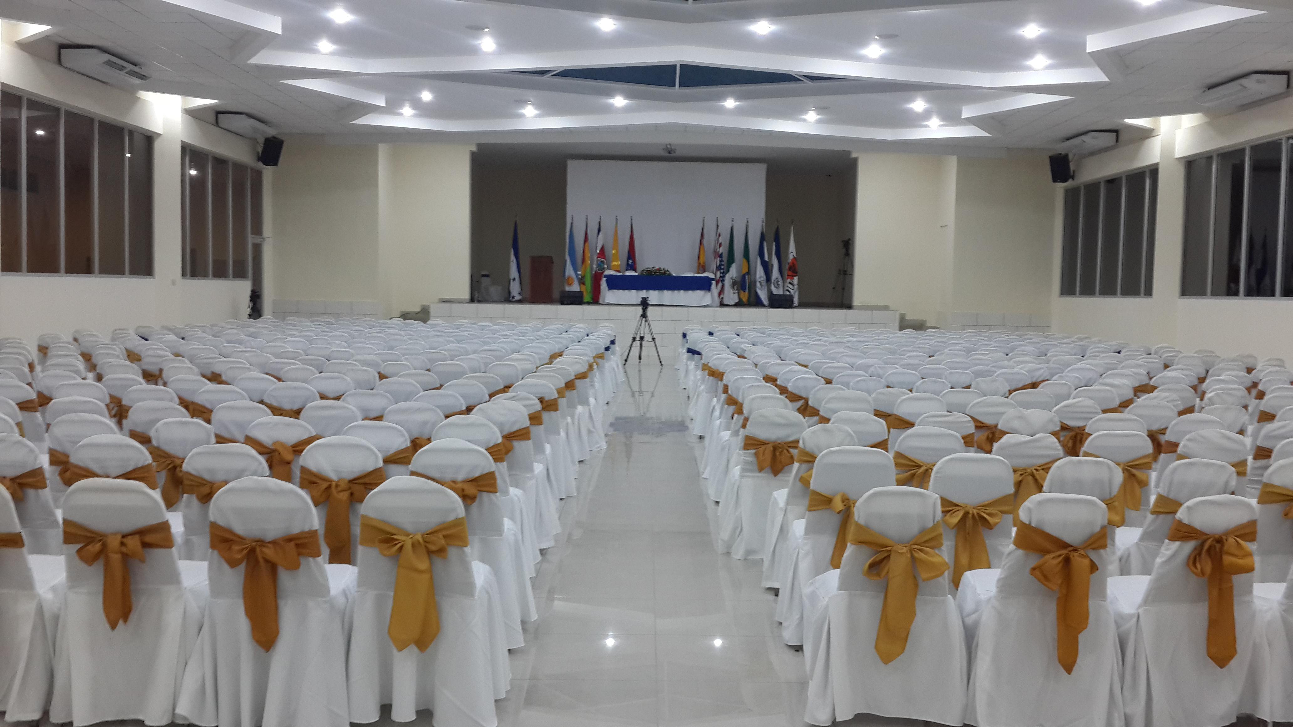 Auditorio Nuevo Campus SPS